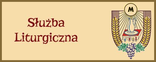 Sluzba Liturgiczna